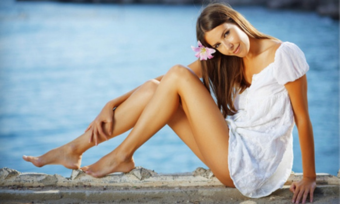 Sierra Vein & Vascular Institute - Manteca: $149 for Two Sclerotherapy Treatments with Consultation at Sierra Vein & Vascular Institute in Manteca ($700 Value)