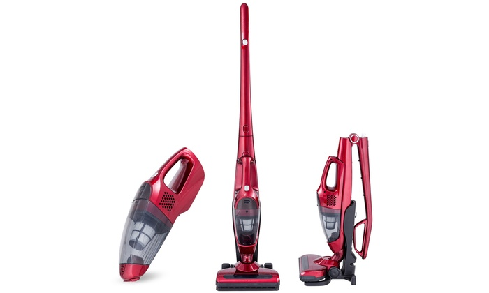 Groupon Goods Global GmbH: Wireless Vacuum Cleaner With Free Delivery ...