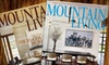 """Mountain Living Magazine: $12 for a One-Year Subscription to """"Mountain Living"""" Magazine ($24.95 Value)"""