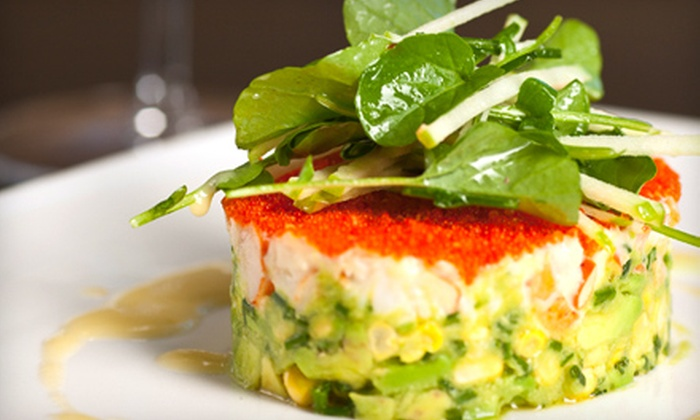 Jeremy Restaurant & Bar - Sylvan Lake: Three-Course Dinner and Drinks for Two, Four, or Six People at Jeremy Restaurant & Bar in Keego Harbor (Up to 59% Off)