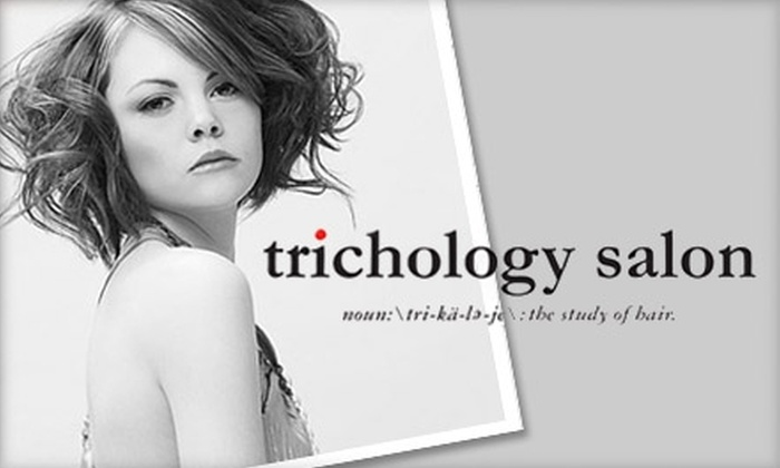 Trichology - Northwest Oklahoma City: $30 for $75 Worth of Services at Trichology Salon