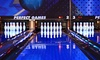 Perfect Games - Ames: $48 for Bowling, Laser Tag, Arcade Games, and Pizza at Perfect Games in Ames (Up to $117.47 Value)