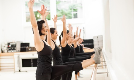 $60 for 30-Days of Unlimited Classes at The Bar Method ($250 Value)