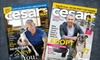 "Cesar's Way: One- or Two-Year Subscription to ""Cesar's Way"" from Blue Dolphin Magazines (Half Off)"