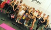 Monthly Pass to Fitness Classes