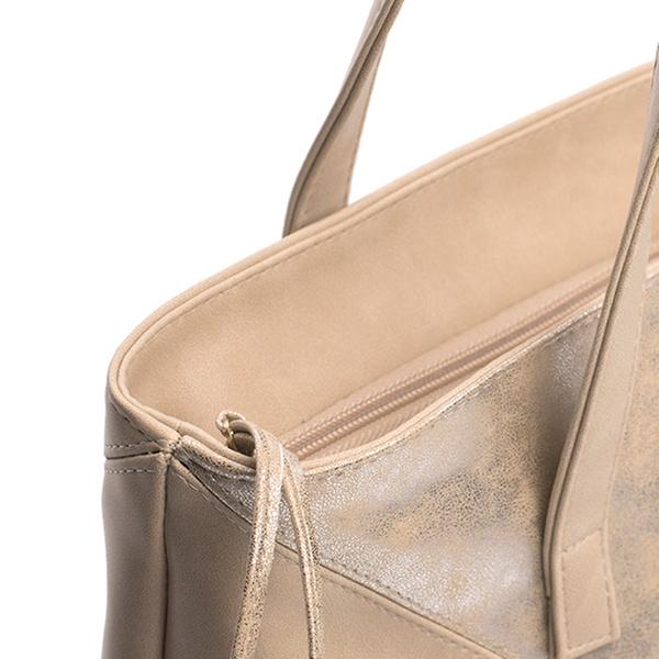 6d9a7a21c1837 Felice Verona Long Shopper Bag