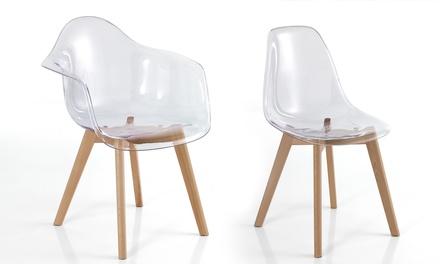 Set di 2 sedie Kiki