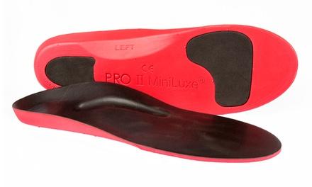 Semelles orthopédiques Pro11 MiniLuxe