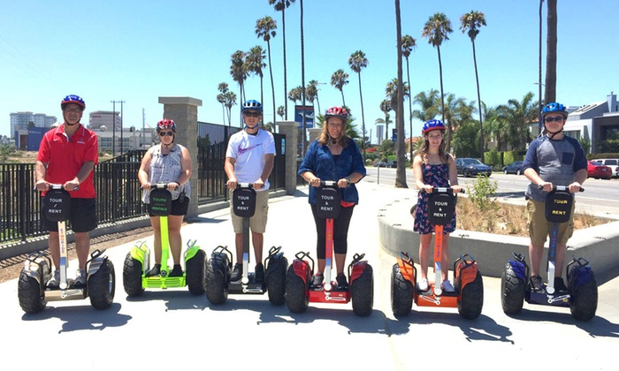 eTWORIDE - Beverly Hills: $62 for Any Segway Tour  $112  — eTWORIDE