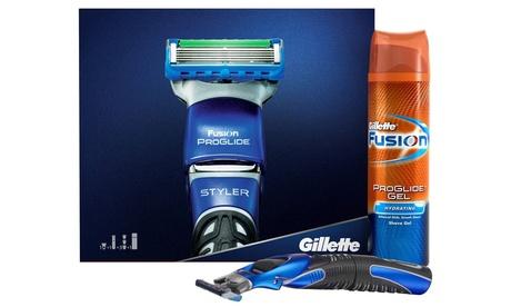 Fino a 2 set regalo Gillette ProGlide con Rasoio, 3...