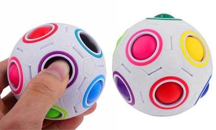 One, Two, Three or Four Rainbow Magic Puzzle Balls