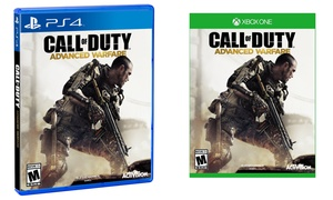 Call of Duty: Advanced Warfare for PS4 or Xbox One