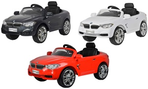 BMW 4-Series Ride-On Kids' Car