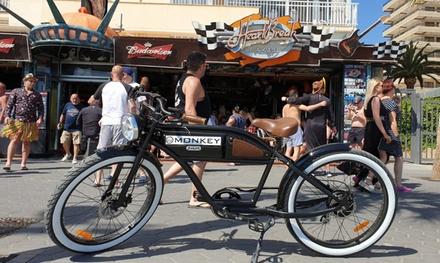 Alquiler de patinete o bicicleta eléctrica para 1 o 2 con Monkey Rent (hasta 58% de descuento)