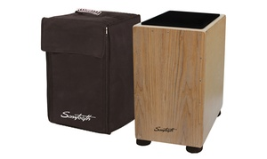 Sawtooth Ash Wood and Maple Cajon Set