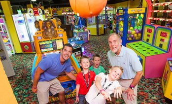 Up to 60% Off at Great Wolf Lodge
