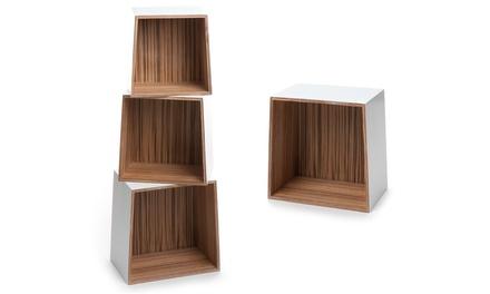 Set 3 cubi o mensola da parete