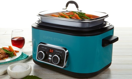Curtis Stone 6 Qt. 5-in-1 Multicooker