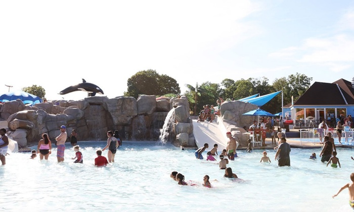 Up to 30% Off Admission to Great Waves Waterpark