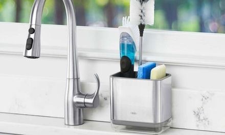 OXO Plastic or Stainless Steel GG Sinkware Caddy