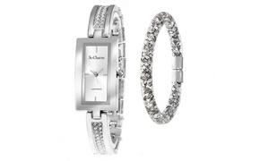 Bracelet et/ou Montre So Charm Paris orné de Cristaux Swarovski®
