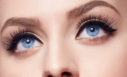 Eyebrow Shape and Tint with Eyelash Tint at Vi Tanya Salon