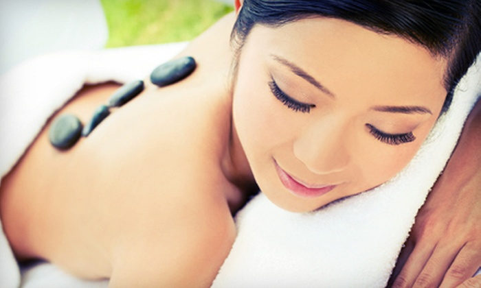 Body Bliss Massage - Santa Clara: 60- or 90-Minute Hot Serpentine-Stone Massage at Body Bliss Massage (Half Off)