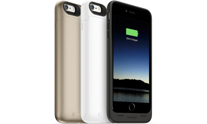sneakers for cheap 5910e 382c5 mophie Juice Pack Battery Case for iPhone 6s Plus & 6 Plus (Refurb ...