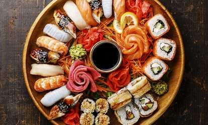 Tutti i deal e coupon di firenze ed entroterra groupon for Cuscino sushi
