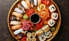 Sushi All you can eat con vino, Trionfale