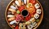 Menu sushi illimitato in centro città