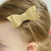 """Darling 3"""" Bow Clips or Headbands (Set of 2)"""
