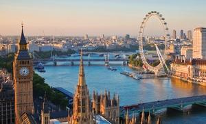 ✈ Londres : 2, 3 ou 4 nuits et vols A/R  London