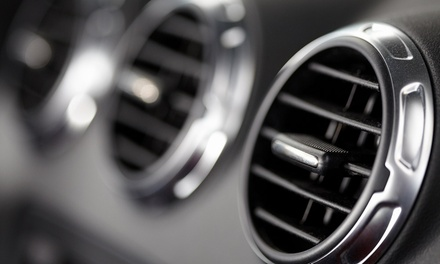 A/C Inspection and Recharge with Freon for One or Two Cars at All Car Collision (Up to 70% Off)
