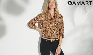 Bon d'achat Damart sur le site Damart.fr et dans les 94 magasins