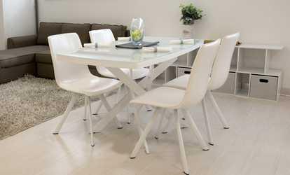 Credenza Con Tavolo Consolle Estraibile : Tavolo sedie credenza mobili e accessori per la casa in campania