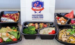 Professional Fitness Food: Catering dietetyczny: 5-dniowy pakiet od 149,99 zł i więcej opcji w Professional Fitness Food w Toruniu (do -36%)