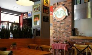 Chicago's Pizza : Dowolna duża pizza (26,99 zł) lub w rozmiarze mega (28,99 zł) i więcej opcji w Chicago's Pizza – 5 lokalizacji