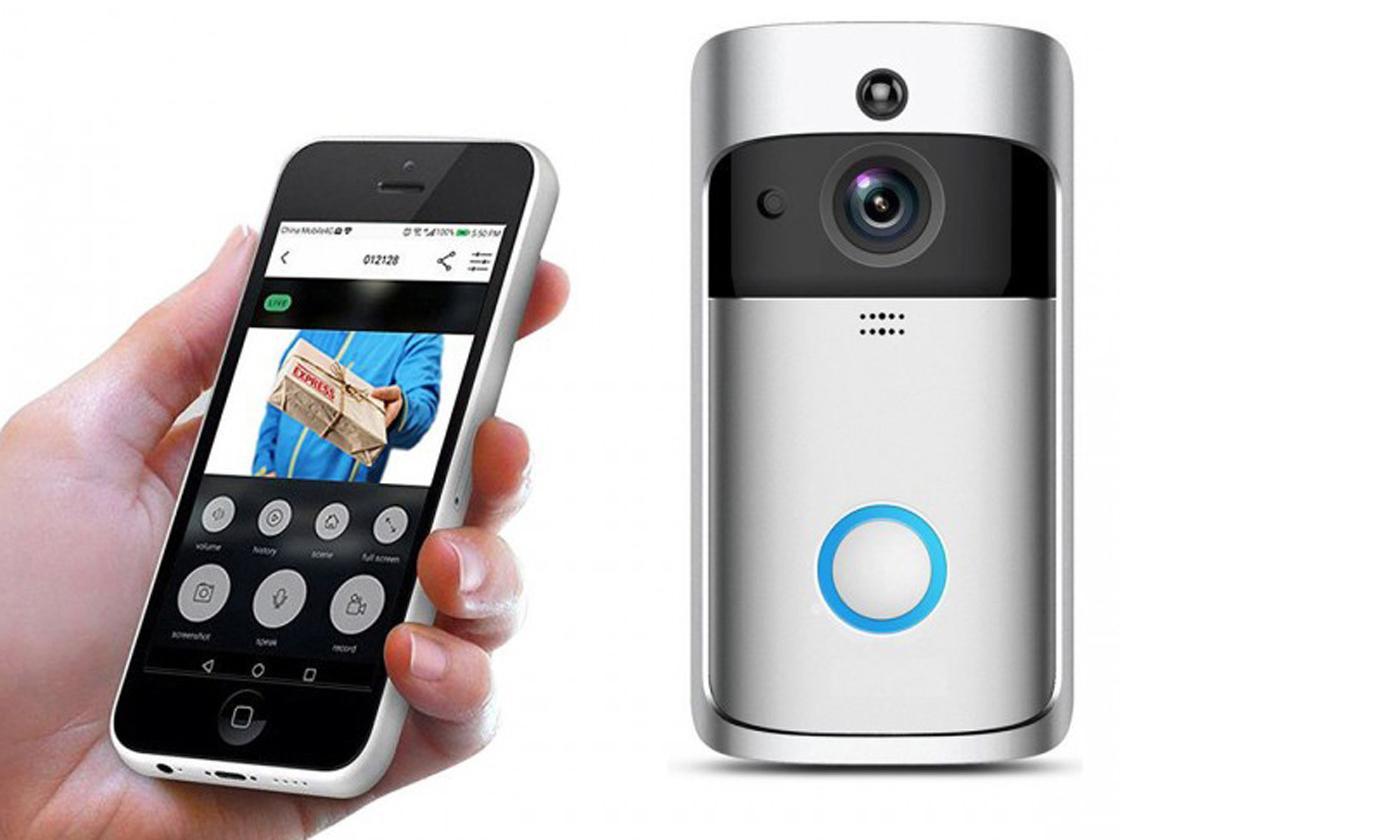 WiFi Security Video Doorbell