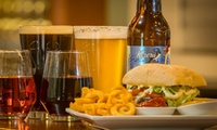 $19 for 1 Movie Ticket with Fries and Drink or $45 for 2 Tickets, Two Mains + Beer at Monterey Cinema (Up to $75 Value)