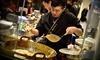 東京都/浅草≪天麩羅+お刺身含むセット、1ドリンク&お土産天丼付≫