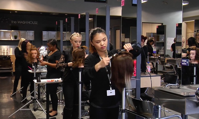 paul mitchell school haircut price haircut packages paul mitchell the school groupon 5411