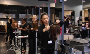 Paul Mitchell The School: Haircut with Conditioning, Color, or Highlight Options at Paul Mitchell The School - Sacramento (Up to 67% Off)
