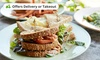 Up to 71% Off Breakfast or Dinner at The D Loft Café