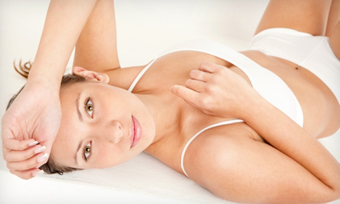 SpaDerma - North Side: Three Laser Hair-Removal Treatments on a Small, Medium, or Large Area at SpaDerma (Up to 89% Off)