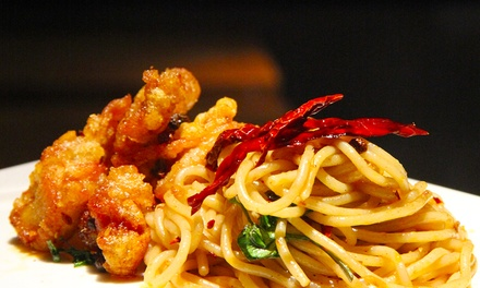 $25 for a 3-Course Fusion Meal at OSG Bar+ (worth $50) in Suntec City. More Options Available
