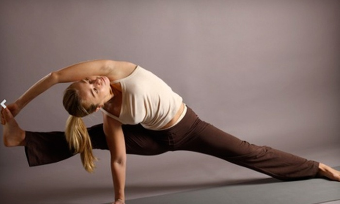 Yoga Loft Chicago - Near North Side: 5 or 10 Yoga Classes at Yoga Loft Chicago (Up to 67% Off)