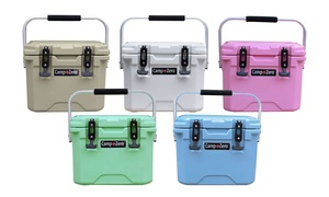 Camp-Zero 10-Liter Roto Molded Cooler