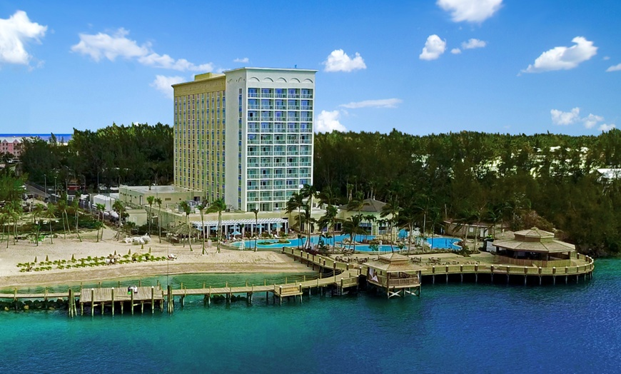 3 Night Adults Only All Inclusive Warwick Paradise Island Bahamas Stay With Air From Vacation Express In Nassau Bs Groupon Getaways