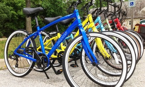 Valley Forge Bikes: All-Day Bike Rentals for One or Two Adults from Valley Forge Bikes (50% Off)